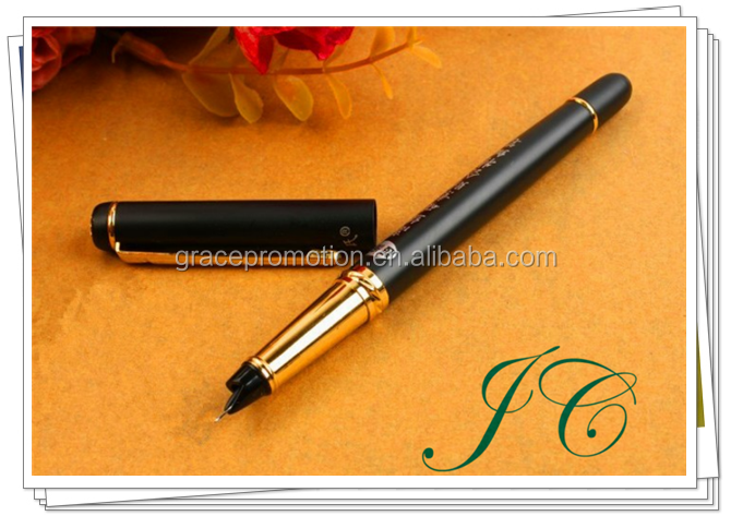 Fine Workmanship Metal Fountain Pen For Wholesales