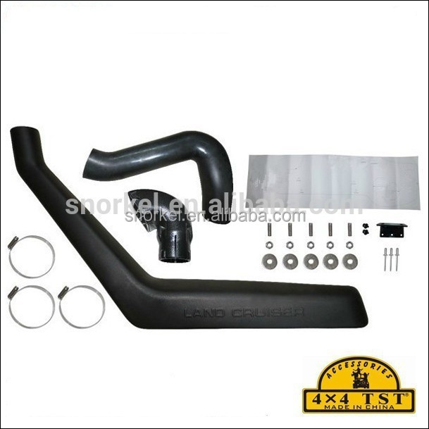 Accessori for Toyota 4x4 Snorkel for 71,73,75,78,79 series 76 snorkel Wide Front Landcruiser
