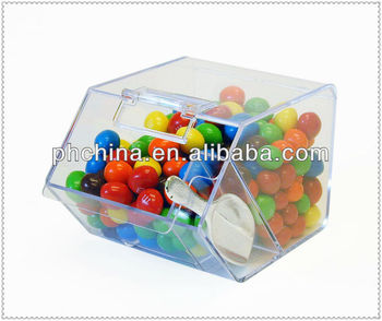 Rd-747 Hot Sell Plastic Container For Candy;candy Rack;mini Candy ...