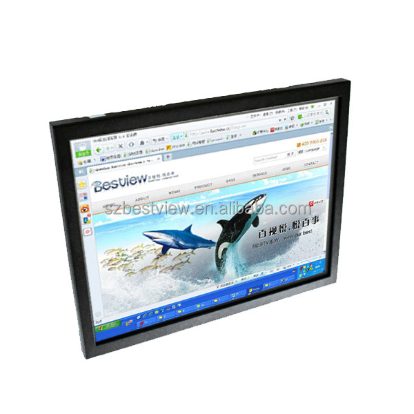 Fanless 12 inch industrial touch panel pc wifi optional