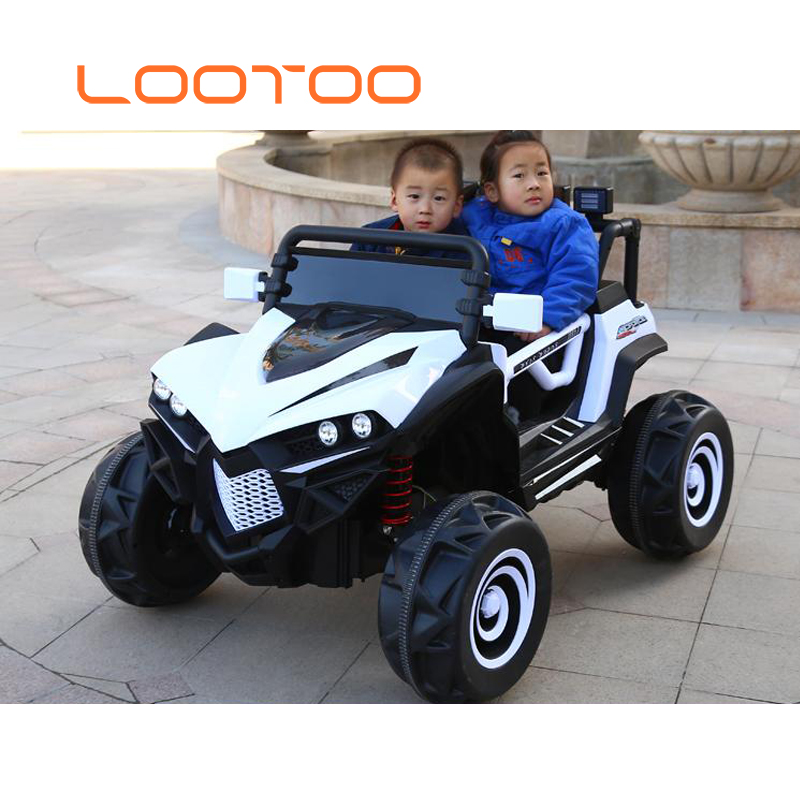 2.4G precise control children's electric car baby toy ride on cars / children rechargeable battery car baby ride