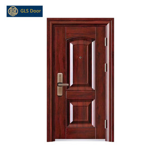 18 gauge face 14 gauge door jamb prepainted steel doors heavy duty metallic doors