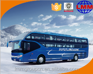 China Luxury MAN Bus 50 Seat Sightseeing Vehicles