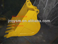 Excavator buckets and mini excavator bucket used for excavator