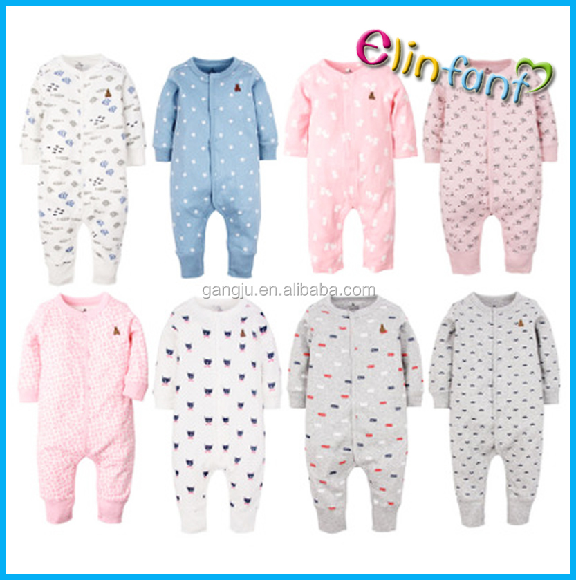 Baby clothes organic cotton breathable wholesale baby suit baby clothes body suit
