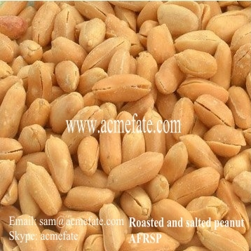Hot sell high quality Roasted and Salted peanut