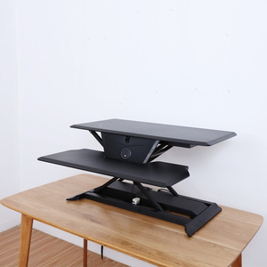 Height Adjustable Ergonomic Folding Office Table Electric Sit Stand Laptop Desk