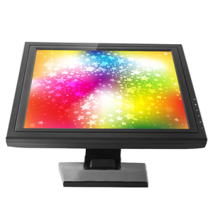 "lcd touch screen monitor Hot Sale OEM 21.5"" Touch Screen Monitor for Shopping Mall Exhibition Expo 1920*1080 Industrial"