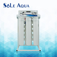 HF-50L 400 gpd reverse osmosis commercial ro water purification system