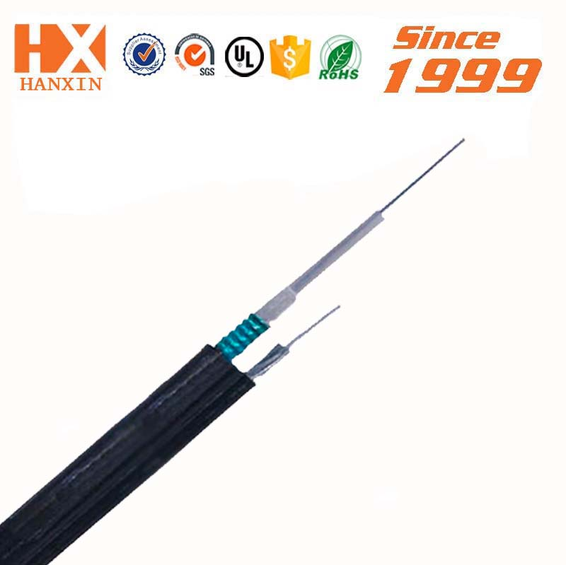 Top grade 288 cores 62.5/125 steel wire armoured fiber optic cable