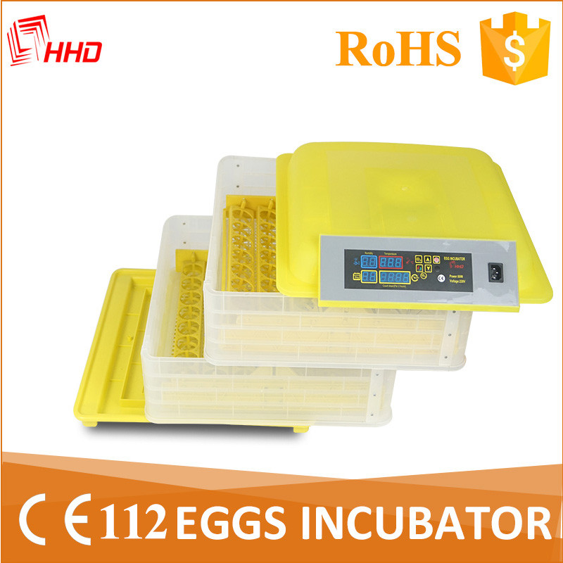 HHD quality Prompt After-sales Service Provided poultry 100 egg incubator YZ-112