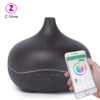 Air perfume aromatherapy electric aroma essential oil ultrasonic aroma air humidifier
