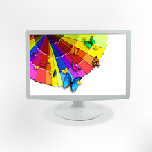 "White color widescreen 19"" medical grade led lcd tft color monitor"