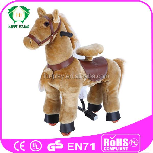 en71 kind reitpferd spielzeug zum verkauf fahrt auf pferd spielzeug pony kinder reiten. Black Bedroom Furniture Sets. Home Design Ideas