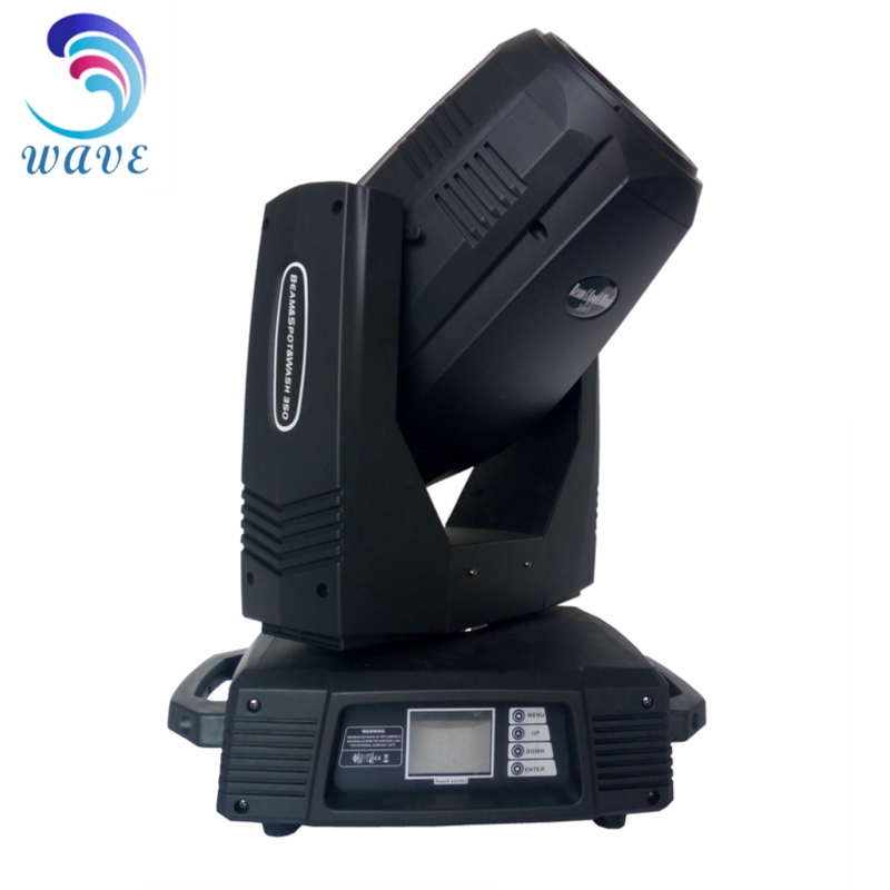 Guangzhou Stage Lighting Portable Sharpy 17r 350w led moving head light