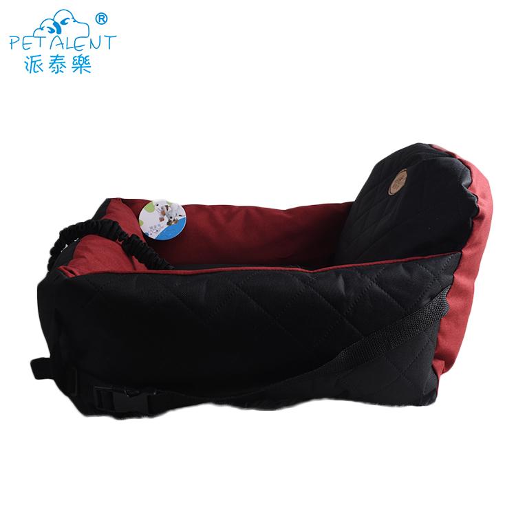 2 In 1 Waterproof Vehicle Pet Front Seat Cover Dog Hammock Pet Car Seat