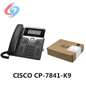 Brand New Cisco Unified IP Phone 7841 CP-7841-K9