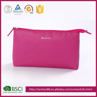 Gold Supplier China Deep powder square hand holding Makeup Pouch