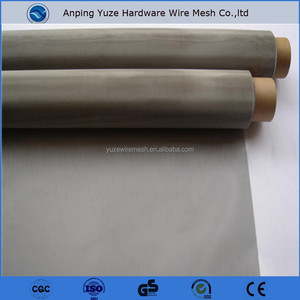 Anping Factory sales Aisi 304 304L 316 316L stainless steel mesh screen,stainless steel filter netting