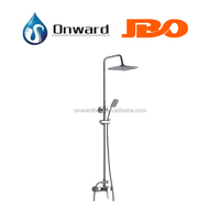New Designed Widely Used Exquisite Shower Head Shower Faucet Set