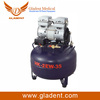 Gladent Hot selling 1.5hp balma direct driven mobile air compressors