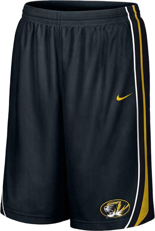 2899ff18e906 Get Quotations · Nike Missouri Tigers Men s College Woven Dri-FIT  Basketball Shorts