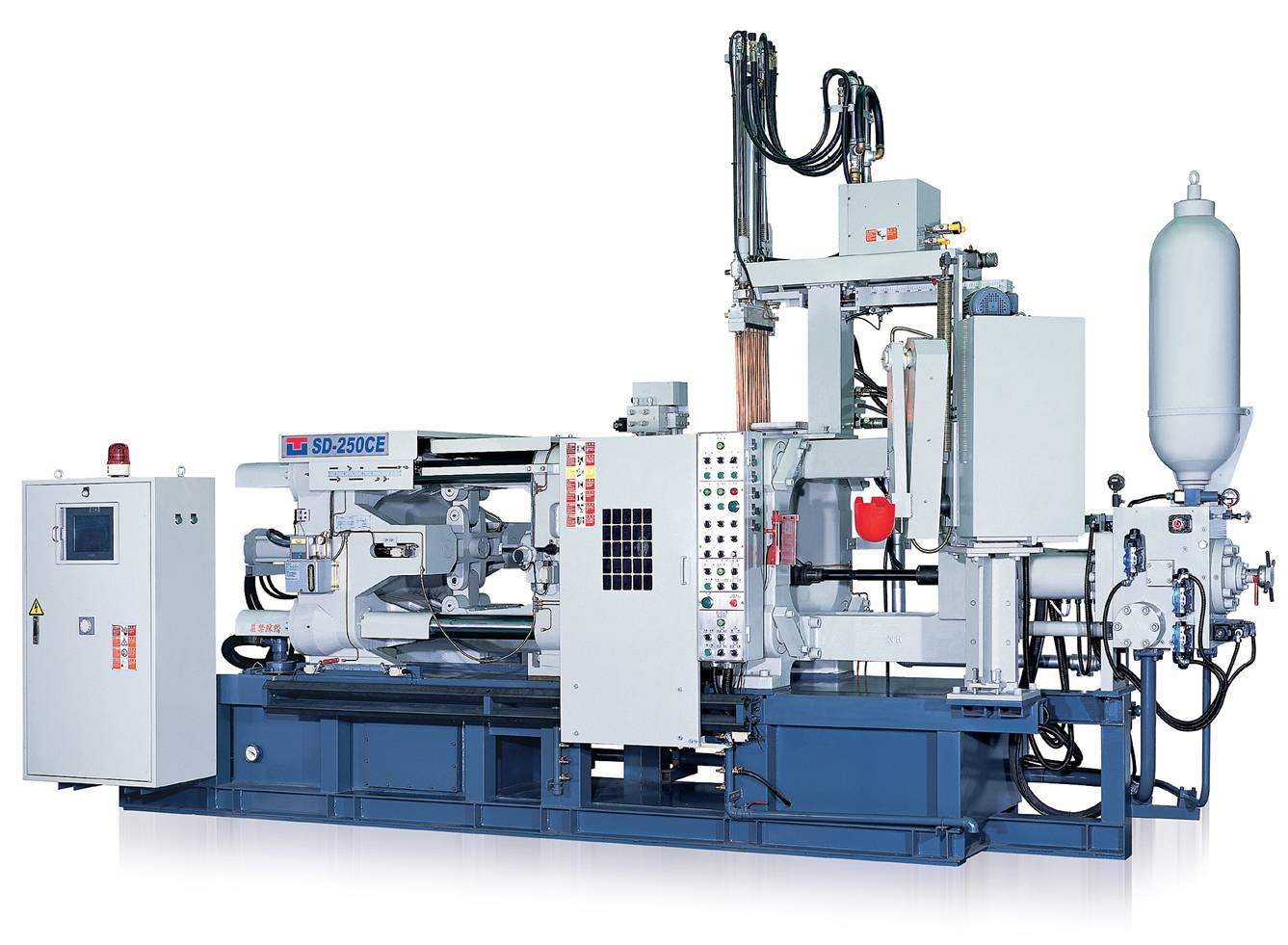 Sd-250ce Cold Chamber Die Casting Machine - Buy Die Casting Machine Product  on Alibaba com
