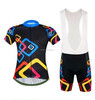 bike uniform set cheap sport custom cycling jersey 2018