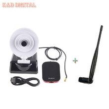 5dBi Omni Antenna and 36dBi Radar Antenna Blueway N9800 High Power USB WiFi Adapter USB WiFi Decoder