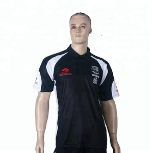 Dye Sublimation Cool Work Uniform Breathable Polo Shirts