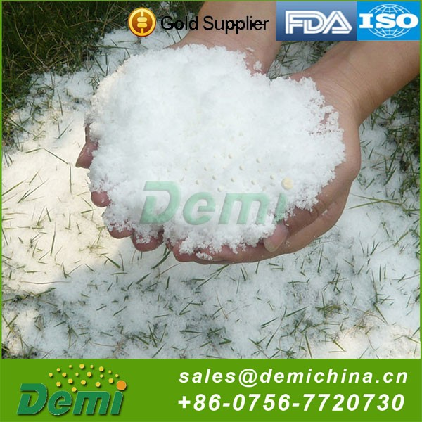 Novelty top sale non-toxic artificial snow most popular christmas gift