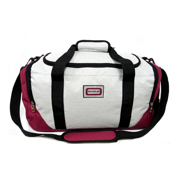 0256524844ca 2019 New Sports Gym Bag with Shoes Compartment Travel Duffel Bag for Men  and Women