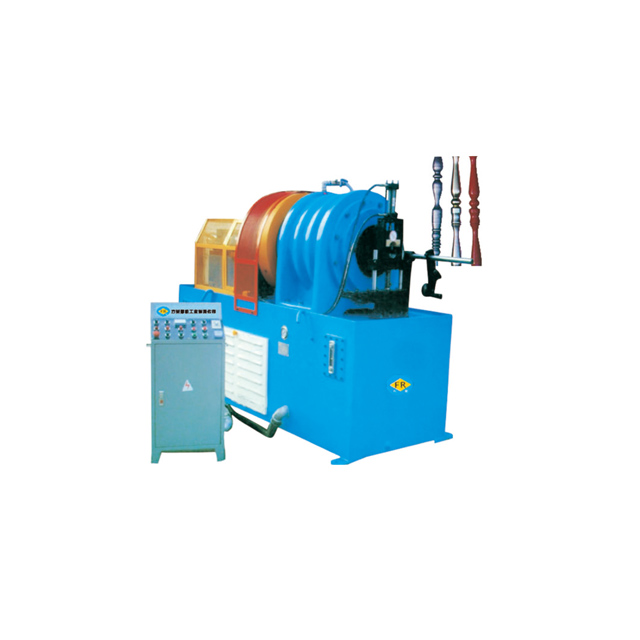 FR-38 Semiautomatic Steel Pipe Tapering Machine