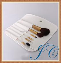 Wholesale personalized 6pcs makeup brush set & cosmetic beauty set