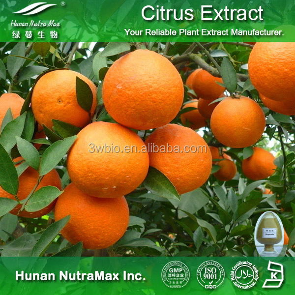 Organic Citrus Aurantium Extract 5:110:1,Citrus Aurantium Extract Powder