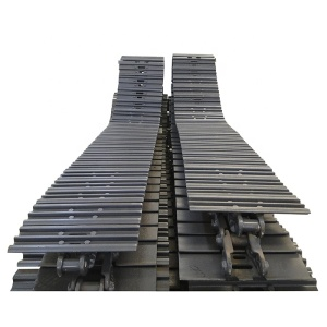 6, 8, 13, 16, 21, 24, 36ton Cralwer Excavator Used Steel Track Chassis High Quality Undercarriage Steel Track
