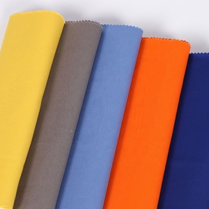 hrc2 cotton flame resistant fabric textile for utilities overall
