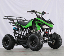 110cc cool sports buggy 4 wheel kids gas powered atv