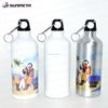 YIWU Manufacturer Sublimation Aluminum sports water bottle