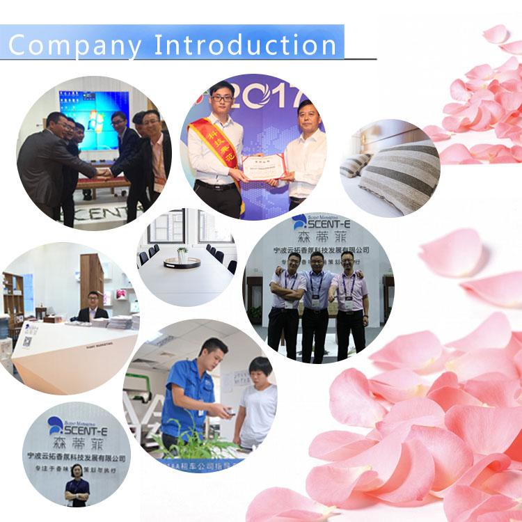 2019 商業香りディフューザー Hvac 高級ホテルロビーデザインアロ香りディスペンサー