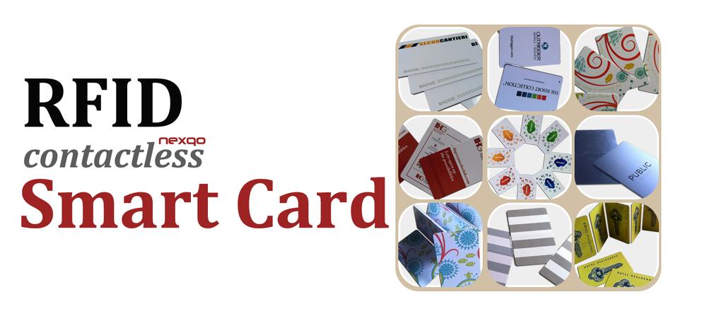 Printable lege RFID herdruk stuff zakelijke plastic NFC smart card