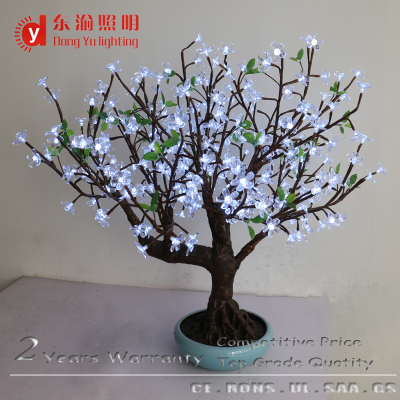 Attrayant Waterproof Artificial Flowers LED Fairy Light Display For Indoor Home  Decorative
