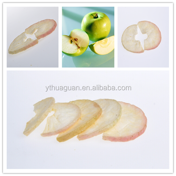 Dried Apple Rings China Supplier