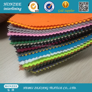 100 polyester mesh wool-like fabric used for cap make sport caps blanket fabric polyester