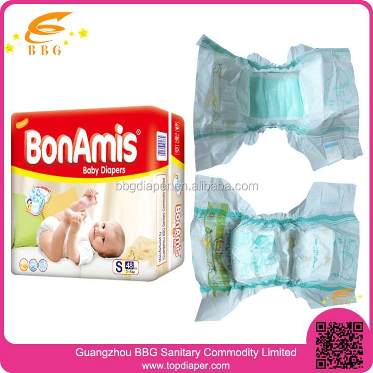 Diapers factory Direct Wholesale in china and best selling baby diapers