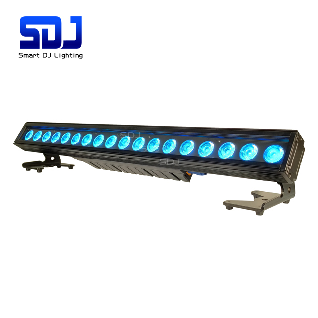 IP65 IP Rating Outdoor Waterproof LED Wall Washer Stage Lights