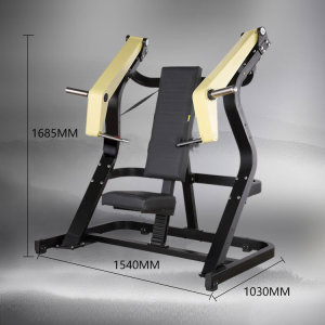 hammer strength gym equipment / exercise machine / Decline Chest Press