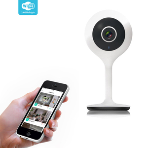 720P Japan Wireless WIFI Controlled CCTV Camera Compatible with Tuya Platform Smart Home Automation System