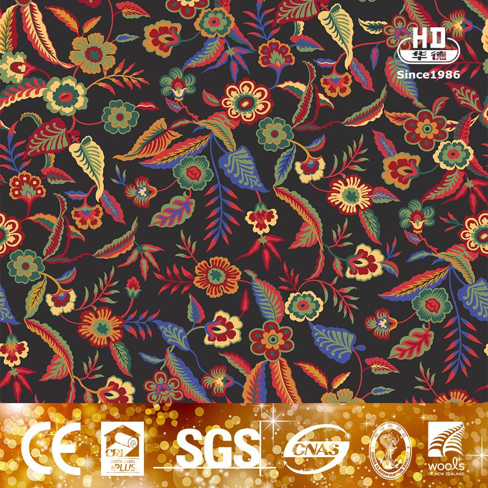 la mejor calidad de lujo comercial alfombra casino para