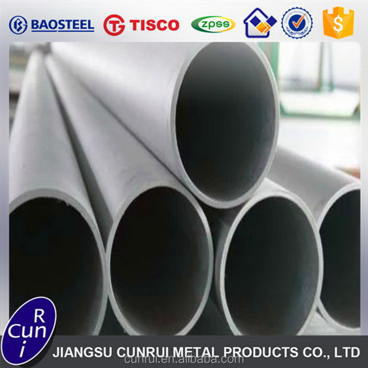 Construction material seamless and welded duplex 2205 stainless steel pipe tube